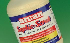 Cleaning/Drainline Chemicals - Arcan Enterprises Septic-Scrub