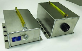 Vacuum System Accessories - Armstrong Equipment aluminum replacement oil tank