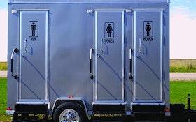 Restroom Trailers - ART Co. Embassy 1203-W