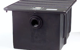 Grease Interceptors - ASHLAND PolyTraps 4800 Series