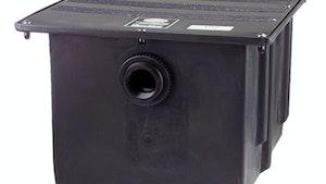 Grease Interceptors - ASHLAND PolyTraps 4800 Series