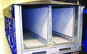 Roll-Off Containers - Bakers Waste Equipment roll-off dewatering container
