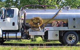 Vacuum Trucks/Tanks - Best Enterprises 2500 Waste/Water Vacuum Tank