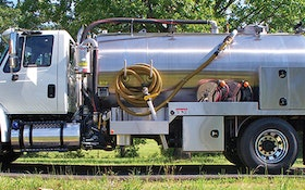 Vacuum Trucks/Tanks – Septic - Best Enterprises 2500 Waste/Water Vacuum Tank