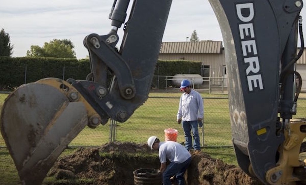 Doing the Dirty Work: Workhorse Backhoes Bring Productivity