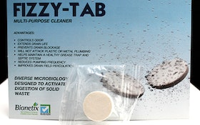 Sludge Treatment - Bionetix International Fizzy-Tab