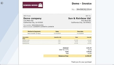 Invoicing: There's an App For That