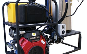 Pressure Washers/Portable Jetters - Cam Spray MCB Series