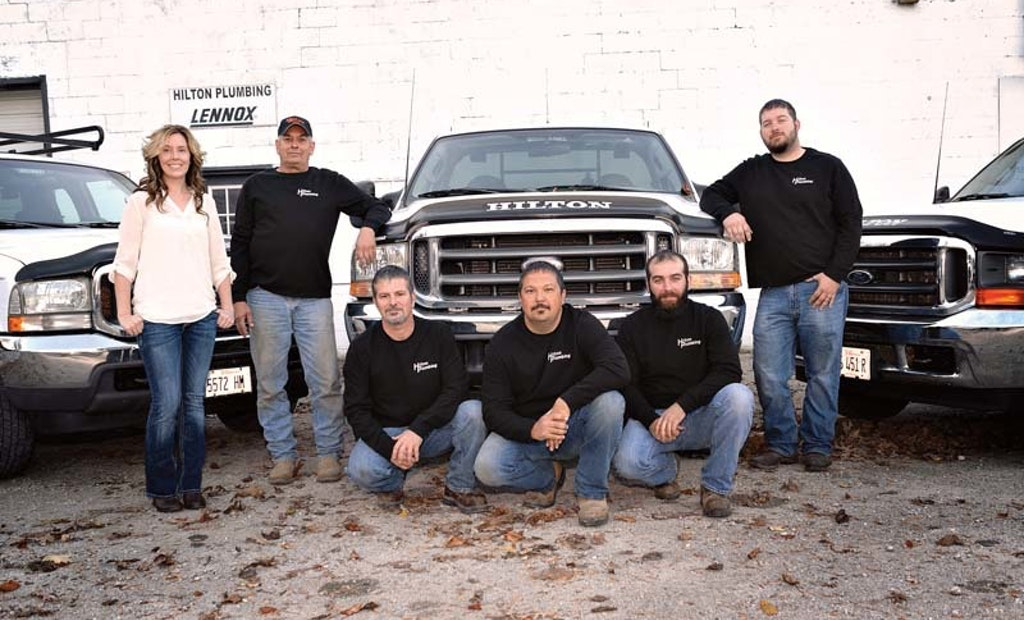 Childhood Truck Rides Lead to a Career in Wastewater