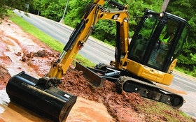 Excavation Equipment - Cat 304E2 CR