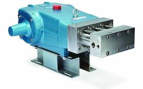 Washdown Pumps - Triplex plunger pump