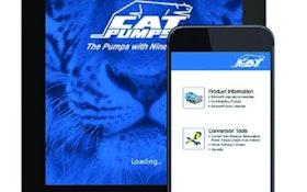 Cat Pumps mobile phone product app