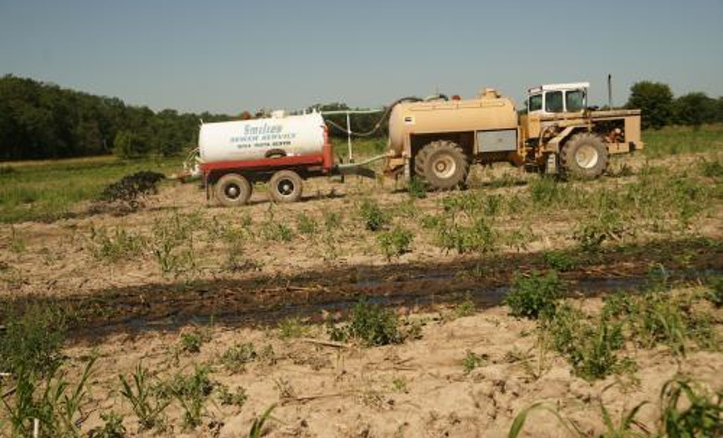How Contaminants of Emerging Concern May Affect Land Application