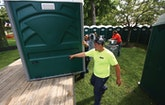You Can't Beat a Reputation for Cleanliness in the Portable Sanitation Industry