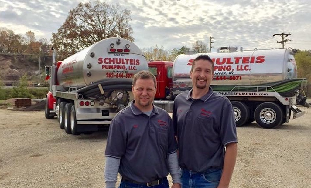 Staying Focused: This Third-Generation Business Sticks to Its Septic Pumping Roots