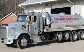 Company's Flagship Truck Inspires Fleet of Kenworth Vehicles