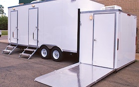 Restroom/Shower Trailers - Comforts of Home Services ADA line