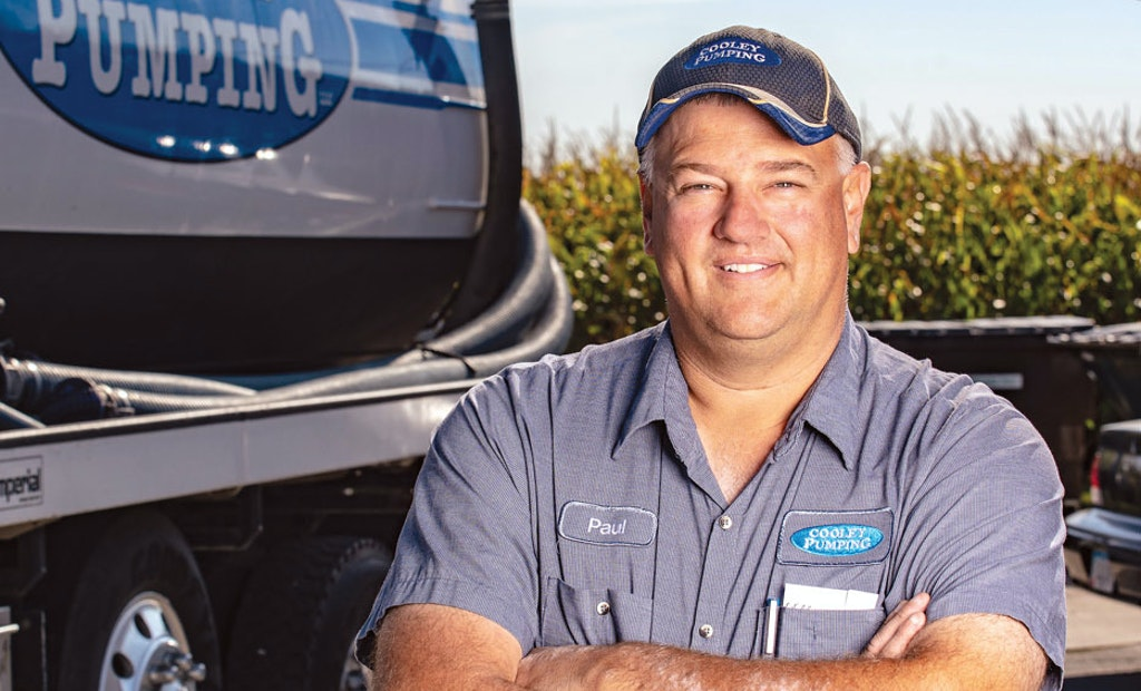 This Iowa Wastewater Specialist Is Willing to Take on Any Task to Build His Business