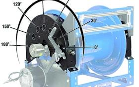 Coxreels Universal Bracket chain/gear guard