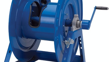 Coxreels Introduces New High-Pressure Options for Large Hose Reels