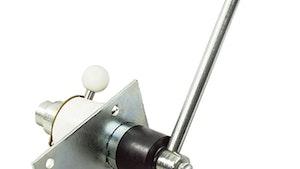 COXREELS three-way pin lock