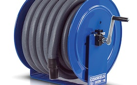 COXREELS offers new options for V-100 Series reel