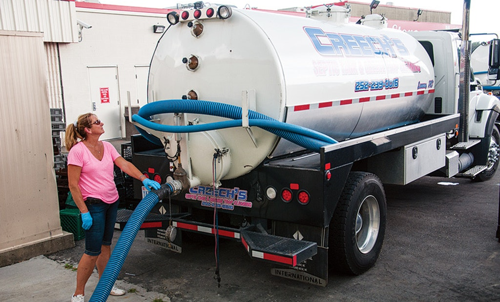 Pumper Keeps Busy With Assortment of Services, Builds Recession-Resistant Family Business