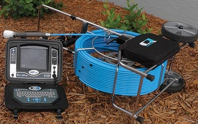 Drainline Inspection Cameras - CUES MPlus+ XL