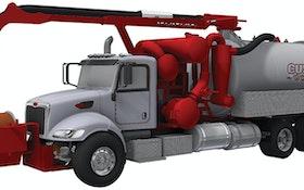 Cusco Sewer Jetter vacuum truck