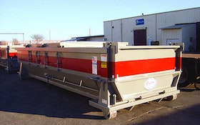 Roll-Off Containers - Custom Manufacturing roll- off sludge container