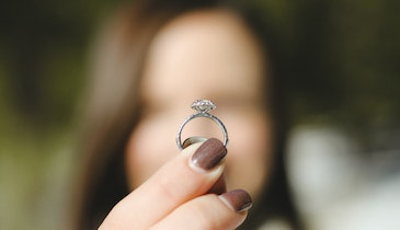 Pumper Searches for Owner of Lost Diamond Ring