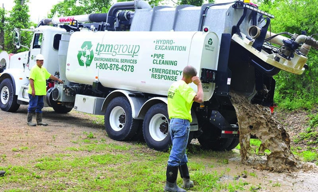 Versatile Crew And Equipment Makes Things Happen For Kentucky's TPM Group