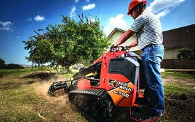 Ditch Witch mini skid-steer