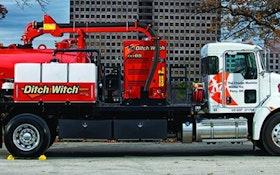 Hydroexcavators - Ditch Witch FXT65