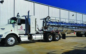 Vacuum Trucks/Trailers - Dragon Products 137BBL Low-Profile Non-Code Vacuum Tank Trailer