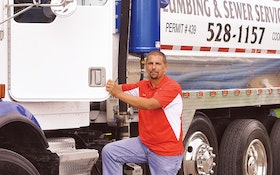 Switch Hitting: Business Owner Fuses Plumbing & Pumping Operations, Focuses on Good Service