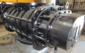 End-to-End Blower Refurbishment Produces Like-New Machine
