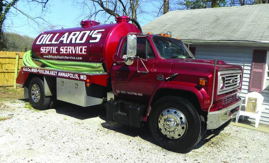His Truck's 'Built Chevy Tough'