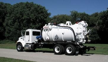 Super Products Durasucker Vacuum  Truck