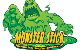 Decals/Magnets/Lighting - Dynamic Decals & Graphics Monster Stick