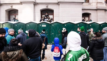 Providing Restrooms for Philly's Wild Super Bowl Parade: An Operator's Story