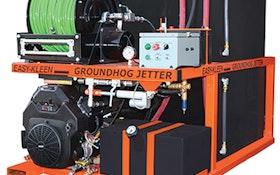 Truck/Trailer Jetters - Easy Kleen Pressure Systems Groundhog Jetter