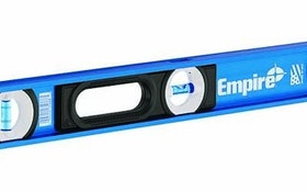 Empire Level True Blue I-Beam levels