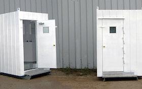 Restroom/Shower Trailers - McKee Technologies - Explorer Trailers Comfort Station