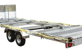 Transport Trailers - McKee Technologies - Explorer Trailers Transporter
