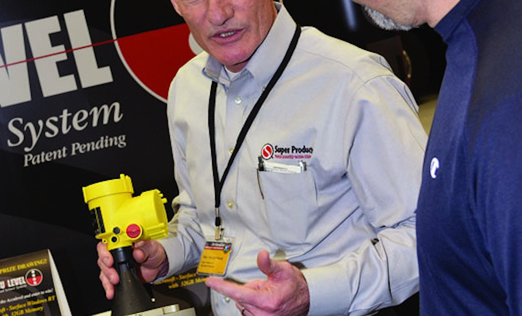 Load Sensor Technology Excites Expo-Attendees, Increases Pumping Time Efficiency