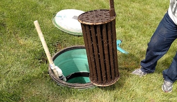 Solids: The Enemy of the Septic Tank