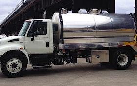 Septic Vacuum Trucks/Tanks - FlowMark 2500 VAC