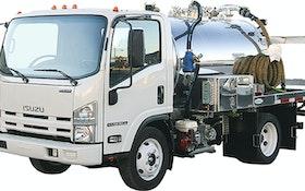 Service Vehicles - FlowMark Vacuum Trucks Isuzu NPR