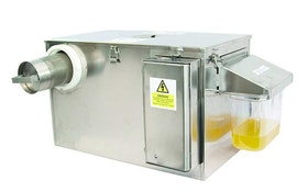 Grease Handling Equipment - Automatic grease removal unit